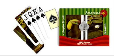 Copag Bridge Playing Cards - Amazonian