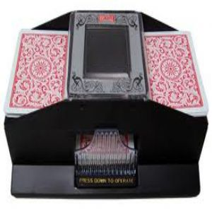 Bicycle - Automatic Card Shuffler