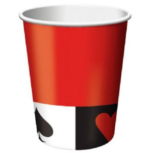 Suited Paper Cups
